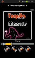 Screenshot of Radio Tequila