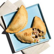 Turkey-and-Green Olive Empanadas