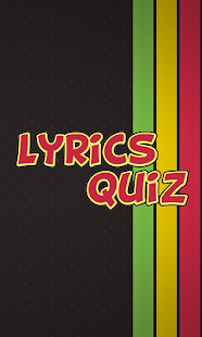 Lyrics Quiz: Los Daniels - screenshot