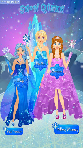 Icy Snow Queen FULL - screenshot
