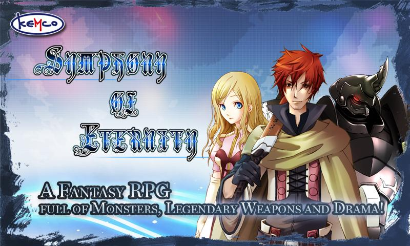 RPG Symphony of Eternity Screenshot