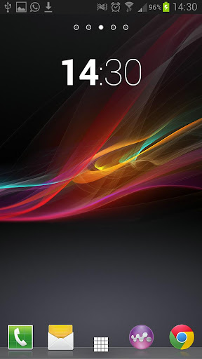 Xperia Z Live Wallpaper HD v1.0.2
