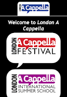 Screenshot of London A Cappella