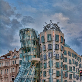 PRAGUE Dancing House by Lux Aeterna - Buildings & Architecture Office Buildings & Hotels