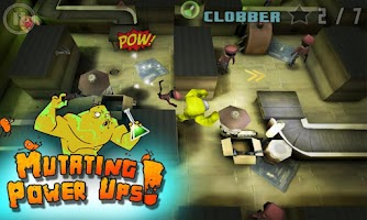 Screenshot of Critter Escape!