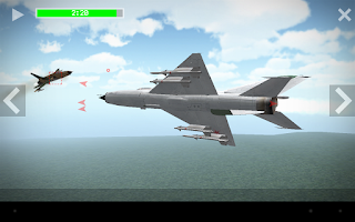 Screenshot of Strike Fighters