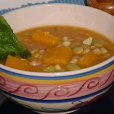 Porotos Granados (Bean Stew)