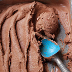 Dark Chocolate and Cardamom Ice Cream