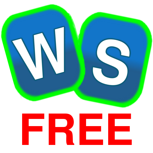 Word Swype Free 解謎 App LOGO-硬是要APP