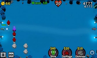 Screenshot of Monstie Wars