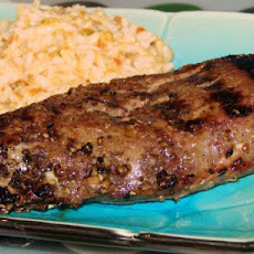 Simple and Delicious Marinated Grilled Flank Steak