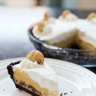 No Bake Cookie Dough Pie Recipes
