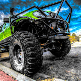 wide angle is pretty SICK!!! by David Bennett - Transportation Automobiles (  )