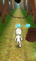 Screenshot of Run Zombie, Run!