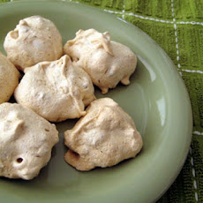 Brown Sugar Pecan Meringues
