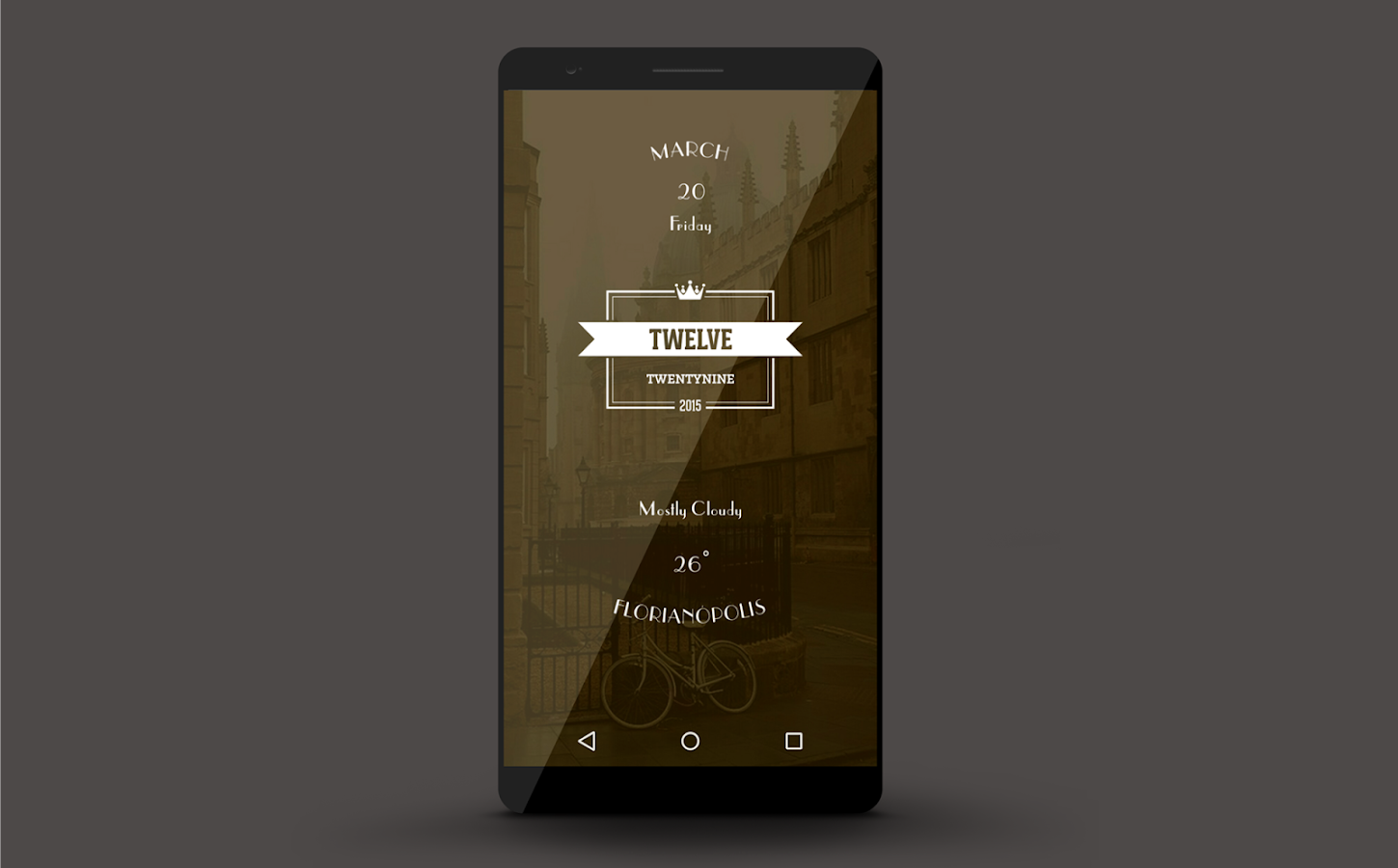 Royal Vintage Zooper Theme Screenshot 7