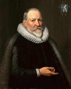 RIJKS: copy after Michiel Jansz. van Mierevelt: painting 1653