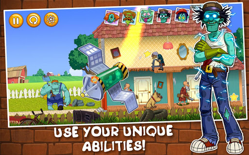 Bunch of Zombies - screenshot