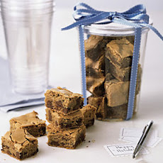 Ginger Chocolate-Chip Bars