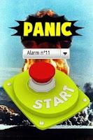 Screenshot of Panic Button