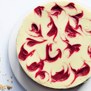 An Almond-Crust Raspberry Cheesecake for National Dessert Day