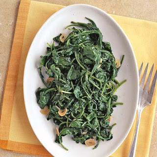 Wilted Arugula Recipes