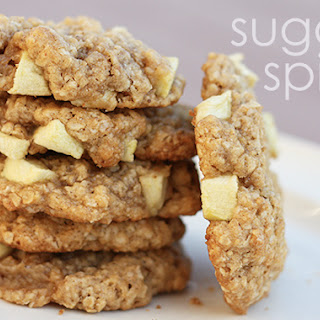 Apple Week! Apple Oatmeal Cookies