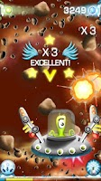 Screenshot of Galaxy Chase