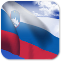 3D Slovenia Flag icon