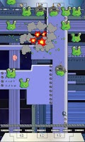 Screenshot of Alien Slugger