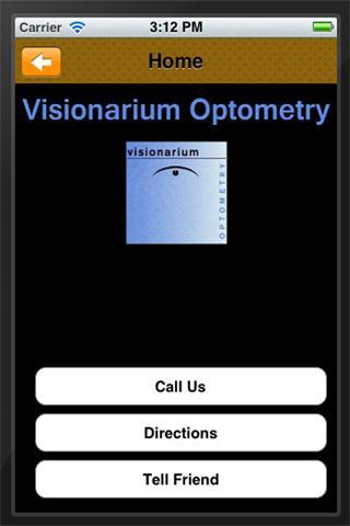 Visionarium Optometry