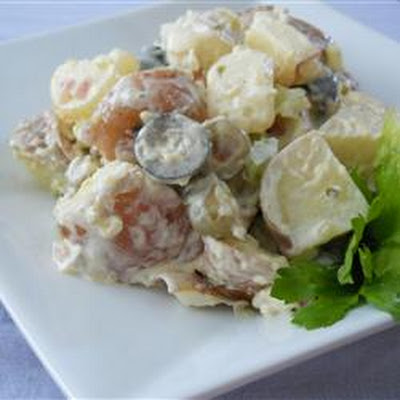 Diane's Scotch-Irish Potato Salad