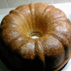 Nee's Whipping Cream Pound Cake