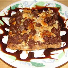Seven Layer Magic Bars
