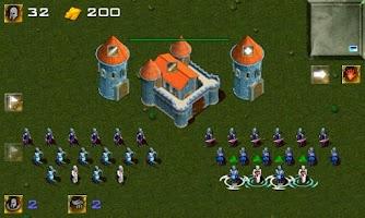 Screenshot of Crusaders
