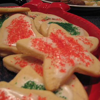 Buttery Sugar Cookies Recipes
