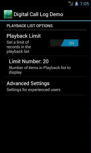 玩工具App|數字通話記錄演示免費|APP試玩