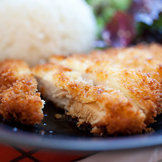 Chicken Katsu (Fried Chicken Cutlet)
