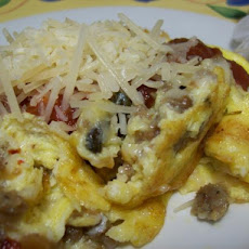 Scrambled Eggs Italiano