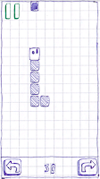 Screenshot of Doodle Snake