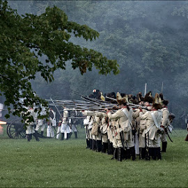 Napoleonic Games 2014 at the Chateau Austerlitz by Ivan Rusek - News & Events Entertainment