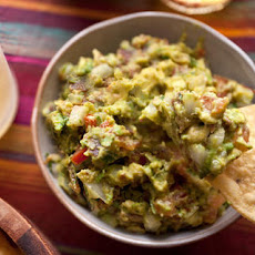 Bacon and Tomato Guacamole Recipe