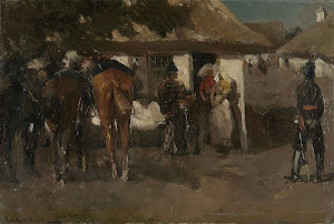 RIJKS: George Hendrik Breitner: painting 1919