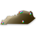 Kentucky Fishing Maps - icon