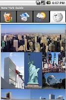 Screenshot of New York Guide