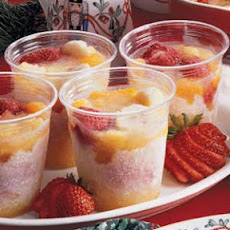 Chilled Fruit Cups Recipe
