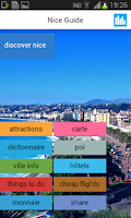 Screenshot of Nice Offline Map Guide Hotels