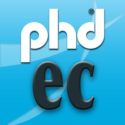 PHD Education Center 商業 App LOGO-APP試玩