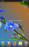Screenshot of Galaxy Birds HD Wallpapers