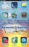 Screenshot of Resurse Crestine-Video, Audio